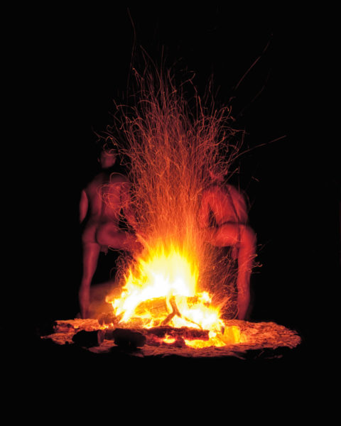 male nude photography camping