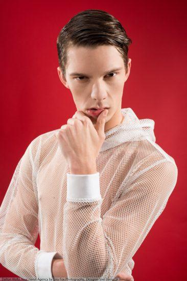 Male model fashion shoot | Texas