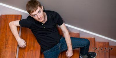 Seamus O'Reilly gay fetish photography by Trey Fox | Texas