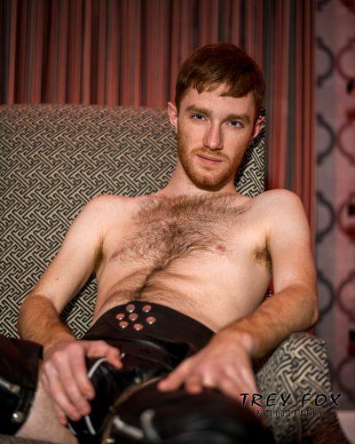 Seamus O'Reilly | gay fetish photography by Trey Fox | Houston