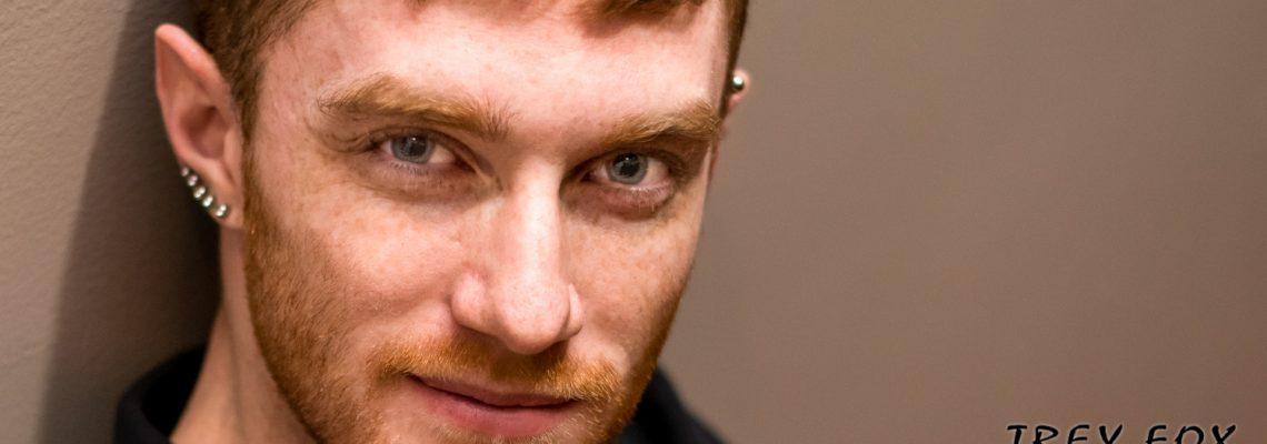 Seamus O'Reilly – Fetish stud!